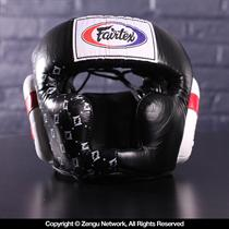 Fairtex HG10 Super Sparring Head Guard Black